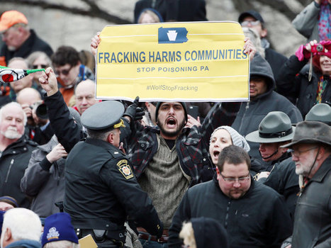 Fracking Opponents Feel Police Pressure In Some Drilling Hotspots | Sustain Our Earth | Scoop.it