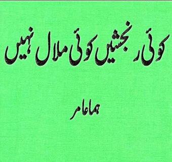 Koi Ranjishein Koi Malal Nahi | Free Online Pdf Books | Free Download Pdf Books | Scoop.it
