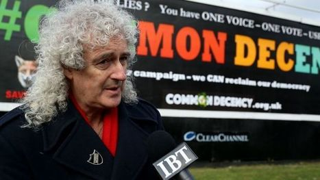 Brian May and the badger cull: Science does not factor in parliamentary debate | Bovine TB, badgers and cattle | Scoop.it