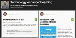 Mijn veranderend sociale media-gedrag | Wilfred Rubens over Technology Enhanced Learning | Mediawijsheid ed | Scoop.it