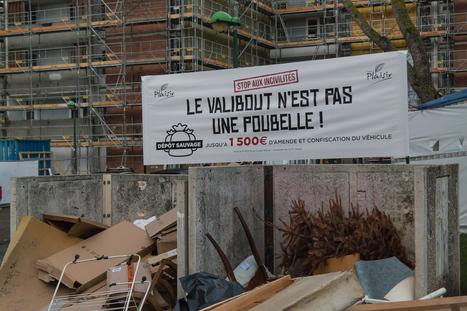 26fef239c5b Plaisir - Dépôts sauvages au Valibout   déjà deux contraventions