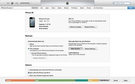 iOS 7 sta arrivando: ecco come preparare i nostri iPhone | Guida iSpazio - iSpazio – IL Blog Italiano per le Notizie sull'iPhone 5 e sull'iPod Touch di Apple con recensioni di Applicazioni e Giochi... | Cellulari e Smartphone | Scoop.it