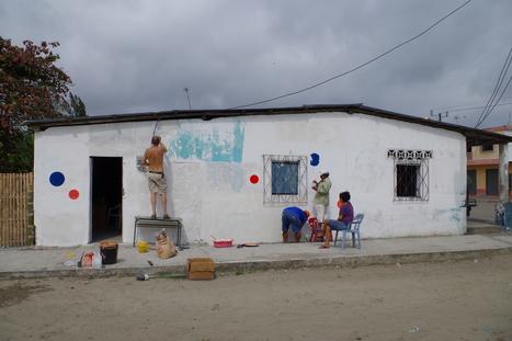 Humboldt Olives NGO Offers physical therapy follow-up for disabled persons of the Cojimies peninsula   Actualité du monde associatif, du bénévolat, des ONG, et de l'Equateur   Scoop.it
