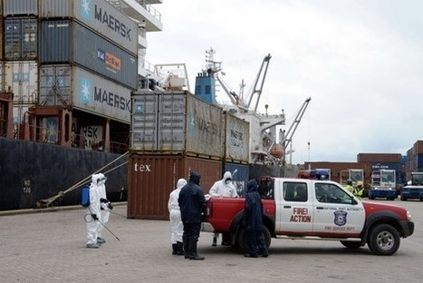 Ebola's Economic Toll on Africa Starts to Emerge | Global Logistics Trends and News | Scoop.it
