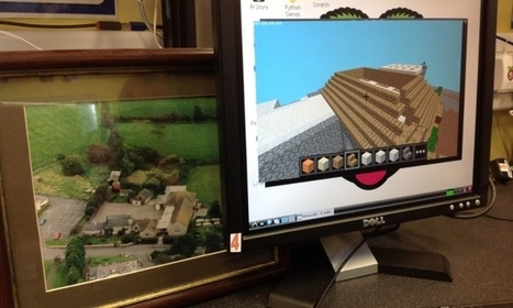 Three ways to use Minecraft imaginatively in the classroom   À l'école au 21e siècle   Scoop.it