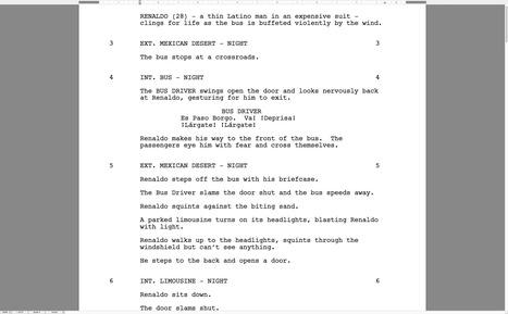 Movie Magic Screenwriter Vs. Final Draft   Scri...