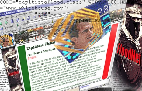 Net Art Anthology by Rhizome -A two-year online exhibition retelling the history of #netart | Digital #MediaArt(s) Numérique(s) | Scoop.it