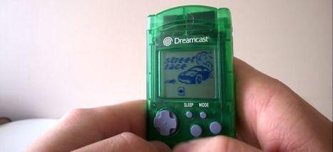 Flappy Bird, Street Race et Pokemon Go jouables sur la VMU de la Sega Dreamcast | [OH]-NEWS | Scoop.it