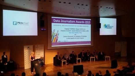 #OjoPúblico gana los #DataJournalism Awards2015 #Peru | Antropologia, comunicacion y tecnologia | Scoop.it