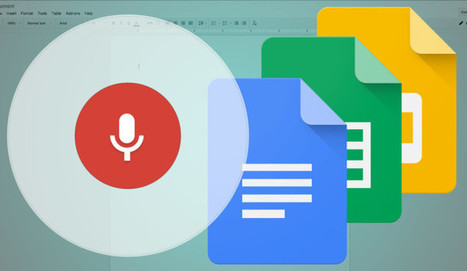 How Voice Typing Is the New Best Feature of Google Docs | Student Support | Scoop.it
