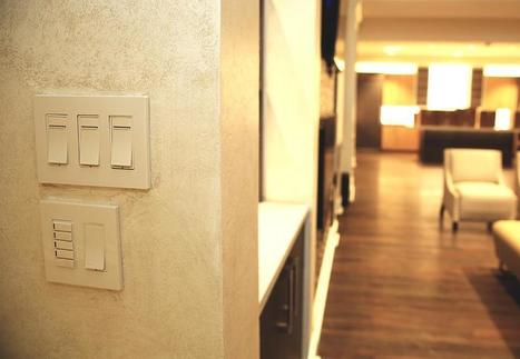 The best in smart lighting: Leviton Z-Wave dimmer | Lighting Controls | Scoop.it