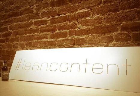 Unbundling Media: Why Microcontent Is the Future of Social Sharing | Lean Content Marketing | Scoop.it