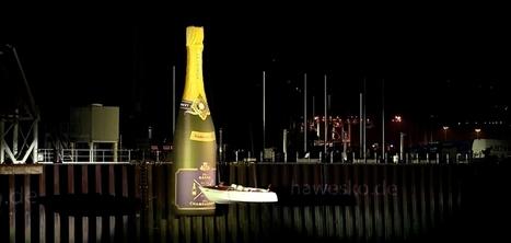 Un vendeur de champagnes venge les bouteilles cassées lors de l'inauguration de navires | Coffee Break | Scoop.it