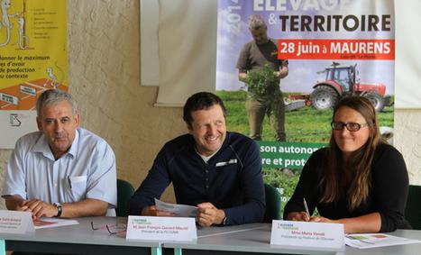 Dordogne: Elevage et territoire, le premier rendez vous des professionnels de l'agriculture   Agriculture en Dordogne   Scoop.it