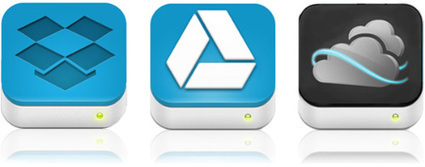 Cloud Storage Face-off: Dropbox vs Google Drive vs SkyDrive | Educational Technology Tools | Scoop.it