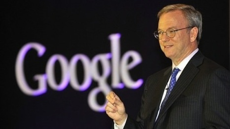Google's Eric Schmidt: Private drone use should be banned | The Raw Story | Technology and Internet | Scoop.it