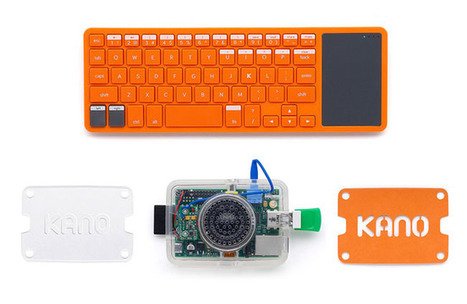 UPGRADE your CHILDREN with KANO: All you need in one box - Register | STEM | Scoop.it