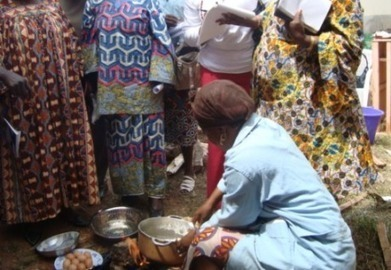 Food processing curbs climate losses for Cameroon's women farmers - AlertNet | Food issues | Scoop.it