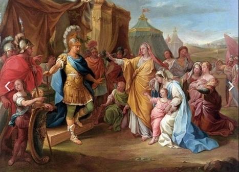 Coriolano, de héroe de guerra a traidor a la patria   Roma Antiqua   Scoop.it