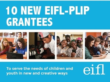 EIFL: 10 new public library services prepare youth for a hi-tech world | innovative libraries | Scoop.it