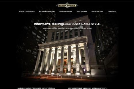 30 Exquisite Websites with Large Background Image | 7plusDezine | Web & Graphic Design | Scoop.it