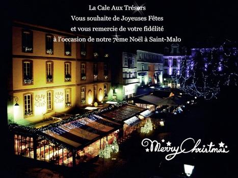 Noël à Saint-Malo | LA #BRETAGNE, ELLE VOUS CHARME - @Socialfave @TheMisterFavor @Socialfave_DEV @Socialfave_EUR @P_TREBAUL @Socialfave_POL @Socialfave_JAP @BRETAGNE_CHARME @Socialfave_IND @Socialfave_ITA @Socialfave_UK @Socialfave_ESP @Socialfave_GER @Socialfave_BRA | Scoop.it