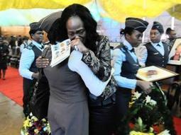 Laid to rest: Soldiers died 'protecting our heritage' | Rhino poaching | Scoop.it