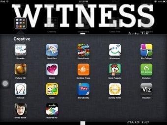 iPaddiction: Creation Apps Used On The iPad | iPads in school | Scoop.it