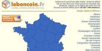 Leboncoin.fr, un site emploi presque comme les autres | La communication digitale, Modedemploi | Scoop.it
