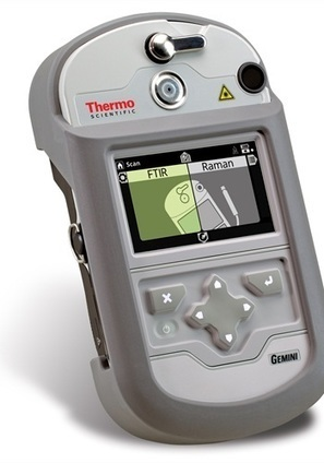 Thermo Scientific Introduces New Handheld Explosives Detection Device That Uses Both FTIR and Raman Spectroscopy   Police News   Scoop.it