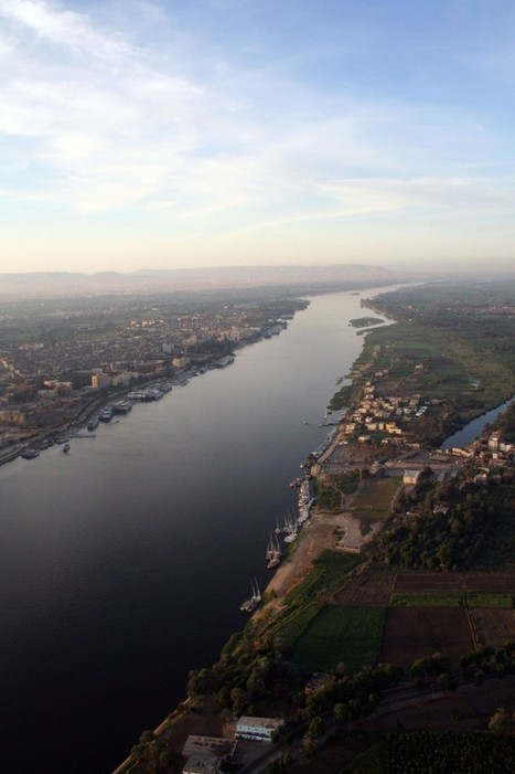 Photos to Remind You How Beautiful the Nile Is | Nubia; daily life and cultural heritage | Scoop.it