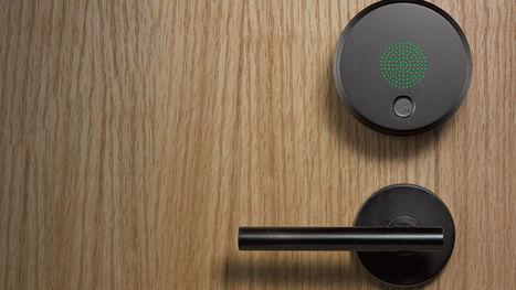 Smart Locks In Veille Sur La Domotique Et Les Objets