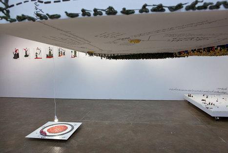 galerie antoine ertaskiran in Montreal showcases the work by Sayeh Sarfaraz | Art Daily | Kiosque du monde : Asie | Scoop.it