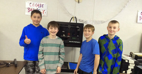 GDRMS MakerSpace 2014 - 2016 | Maker Stuff | Scoop.it