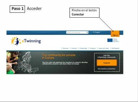 Cómo encontrar socios en eTwinning | Technology Assisted Language Learning | Scoop.it