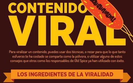 Ingredientes necesarios para crear contenido viral (infografía) | Aplicaciones y Herramientas . Software de Diseño | Scoop.it