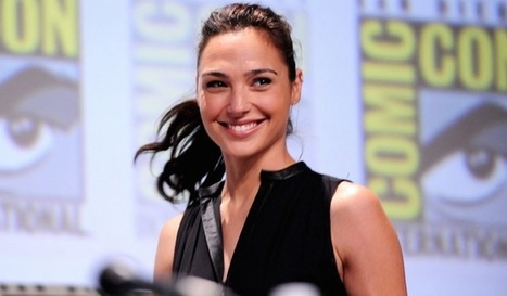 'Wonder Woman' Actress Gal Gadot Wants To Be A Role Model IRL For Young Girls | Fabulous Feminism | Scoop.it