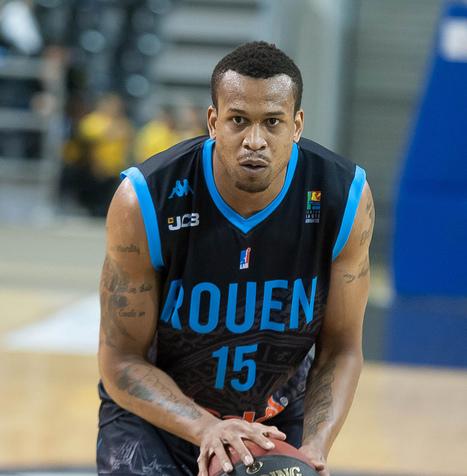 Kyle Spain enrôlé par Hyères-Toulon | Basket ball , actualites et buzz avec Fasto sport | Scoop.it