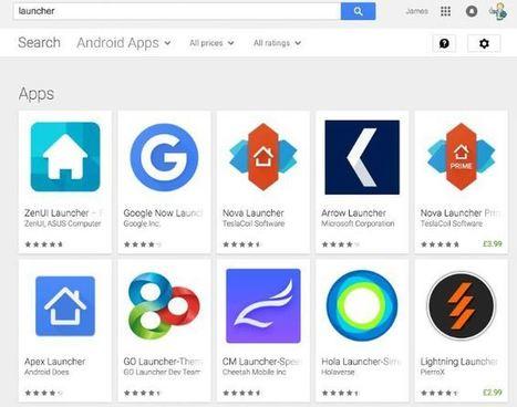 Solved] Restore Apex, GO, Nova Launcher app dr