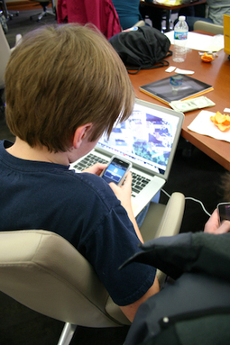 Augmented Reality: Coming Soon to a School Near You?   Living Labs   Scoop.it