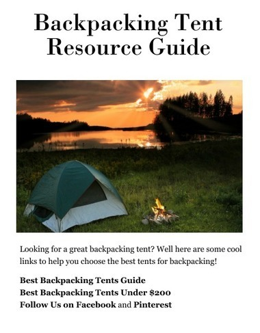 Best Backpacking Tents 2014  sc 1 st  Scoop.it & Best Backpacking Tents 2013 | Best Backpacking ...