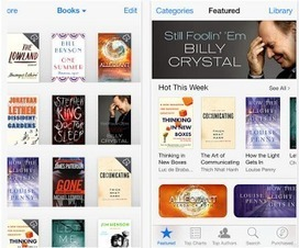 Top 4 Teacher Apps for Reading eBooks on iPad | Digging on the Digital: Libraries, iPads & Learning Technology | Scoop.it