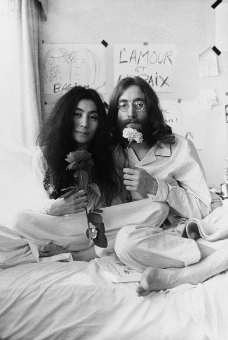 Yoko Ono, notre sorcière bien-aimée   gillieronstephane   Scoop.it
