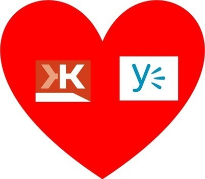 Yammer & Klout: An #intranet game too far | SOCIALFAVE - Complete #SMM platform to organize, discover, increase, engage and save time the smartest way. #TOP10 #Twitter platforms | Scoop.it