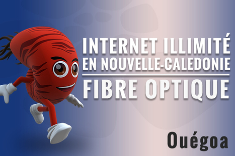 f0b792d5124831 Ouégoa   Connexion internet fibre optique   Nautile News   Scoop.it