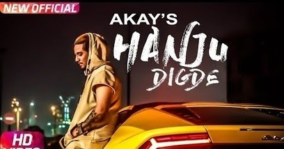 Latest Punjabi Video Songs Hanju Digde A Kay
