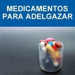 Medicamento para adelgazar