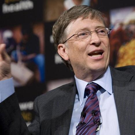 Bill Gates: Food Is Ripe for Innovation | Vertical Farm - Food Factory | Scoop.it