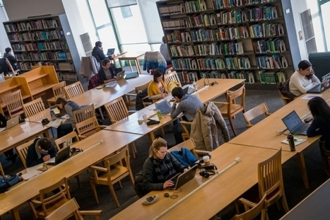 "MIT task force releases preliminary ""Future of Libraries"" report 