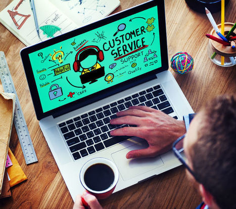 How to Improve Your Social Customer Service | The Perfect Storm Team Mobile | Scoop.it